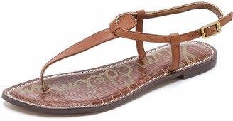 Sam Edelman Gigi Flat Sandals $60 thestylecure.com