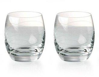 Nambe 'Motus' Double Old Fashioned Glasses (Set of 2)