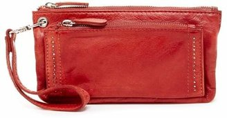 Old Trend Leather Clutch