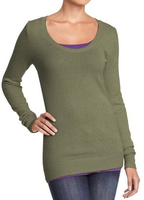 Old Navy Women's Scoop-Neck Softest Sweaters