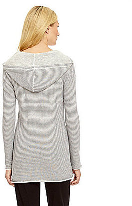 Calvin Klein Striped French Terry Hoodie
