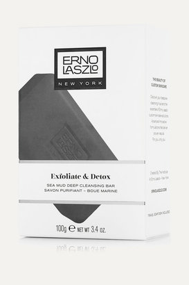 Erno Laszlo Sea Mud Deep Cleansing Bar, 100g - one size