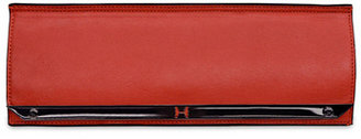 Halston Handbags East West Clutch