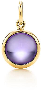 Tiffany & Co. Paloma Picasso®:Amethyst Dot Charm