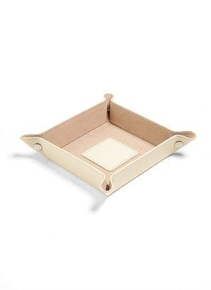 BaubleBar Ivory Envelope Jewelry Tray