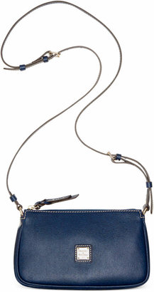 Dooney & Bourke Saffiano Lexi Crossbody $98 thestylecure.com