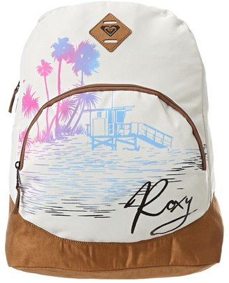 Roxy Fairness Backpack (Stone H13) - Bags and Luggage