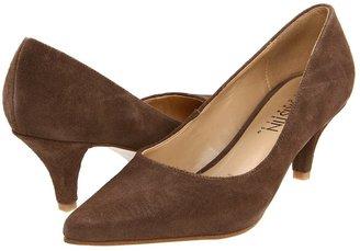 Christin Michaels Jezebel (Taupe Suede) - Footwear