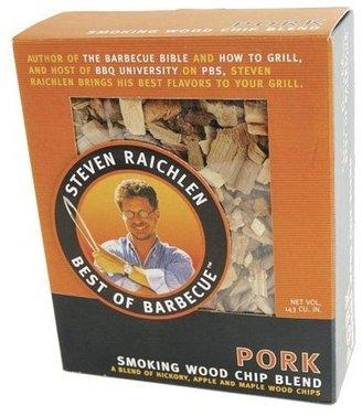 Steven Raichlen TCG Best of Barbecue Smoking Wood Chips for Pork
