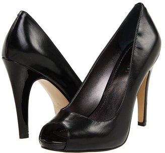 Nine West Escher (Black Leather) - Footwear