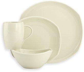Dansk Classic Fjord Colors Stoneware Dinnerware in Khaki