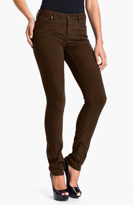 Christopher Blue 'Sophia' Twill Skinny Jeans