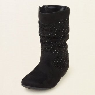 Children's Place Studded boot