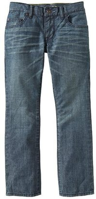 Gap 1969 Chambray Straight Jeans