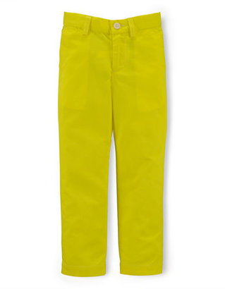 Ralph Lauren Boys 2-7 Classic Pants