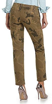 Joe's Jeans Joe ́s Jeans Dayna Camo Straight Ankle Jeans