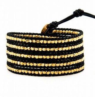 Chan Luu Gold Vermeil Wrap Bracelet