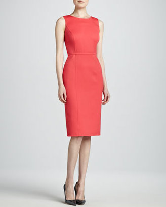 Carolina Herrera Sheath Dress