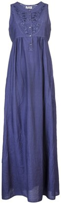 Megan Park Shadow work banaras dress