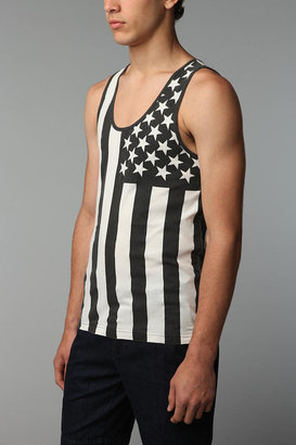 Urban Outfitters Outcast Americana Tank Top