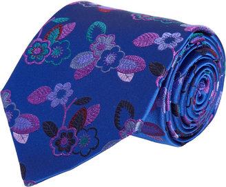 Duchamp Grecian Rose Tie