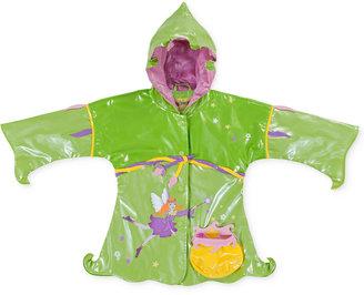 Kidorable Little Girls' Fairy Raincoat $54 thestylecure.com