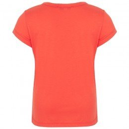 Little Marc Jacobs Red Little Miss Marc Tee