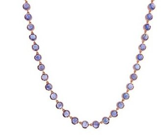 """Irene Neuwirth Small Tanzanite Chain - 34"""""""