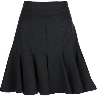 Paule Ka flared skirt