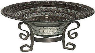 Dale Tiffany Egyptian Hazelnut Decorative Bowl