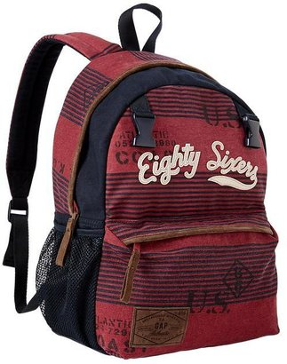 Gap Junior embroidered backpack