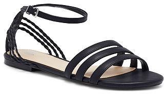 Victoria's Secret Collection Braid-back Sandal