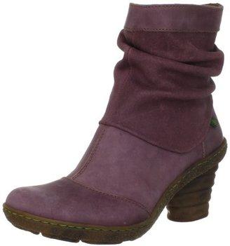 El Naturalista Women's N770 Berenjena Ankle Boot