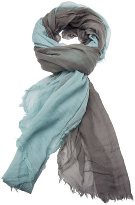 Destin Duo-toned scarf