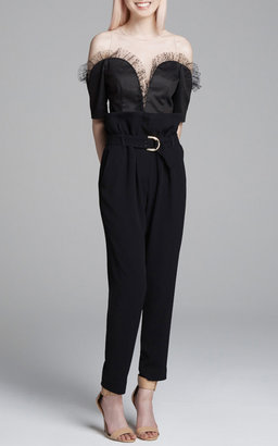 Alice McCall Ends Of A Circle Pants In Black