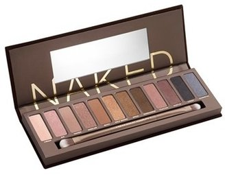 Urban Decay 'Naked' Palette - Naked Palette $54 thestylecure.com