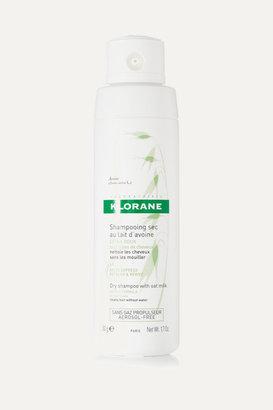 Klorane Dry Shampoo With Oat Milk Non-aerosol, 50g - Colorless