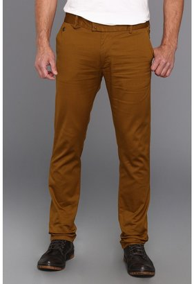 Diesel Chi-Tight-A Chino (Dark/Brown) - Apparel