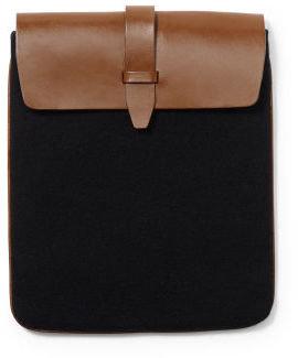 Club Monaco Wool iPad Case
