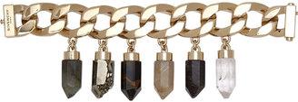 Givenchy Stone Charm Bracelet