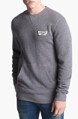 Vans 'Garnet' Crewneck Sweatshirt