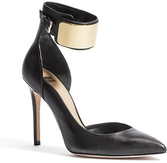GUESS by Marciano Arlene Pump with Ankle Strap