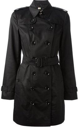 Burberry 'Queensbury' trench coat