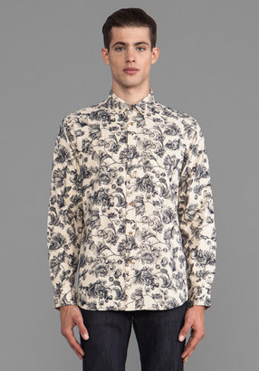 Obey Westley Button Down
