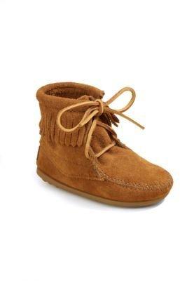 Minnetonka Toddler's & Kid's High-Top Tramper Boots