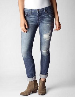 True Religion Cameron Boyfriend Native Vintage Womens Jean