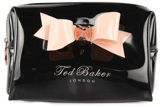 Ted Baker Women's Kalipso Small Bow Black Washbag