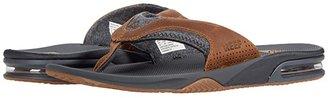 Reef Fanning TX (Brown Felt) Men's Sandals