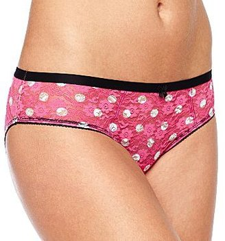 JCPenney Flirtitude® Lace Boykini Panties