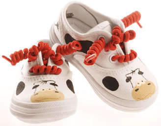 Cow Polka Shoes